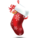Christmas Stocking - icon gratuit #188795