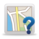 Map Help - icon #189775 gratis