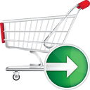 Shopping Cart Next - Kostenloses icon #190675