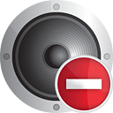 Sound Remove - Free icon #190785