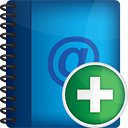 Address Book Add - icon #190975 gratis