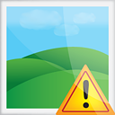 Image Warning - icon gratuit #191115