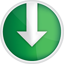 Down - icon #191205 gratis