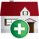 Home Add - Free icon #191275