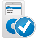 Ipod Accept - Free icon #192105