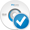 CD aceptar - icon #192165 gratis