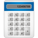 Calculator - Free icon #192275