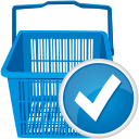 Shopping Cart Accept - icon #192315 gratis
