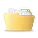Open Folder Full - icon gratuit #193015