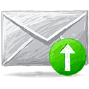 Mail Send - icon #193345 gratis