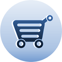 Shopping Cart - Kostenloses icon #193725