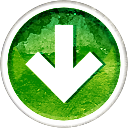 Down - icon #193985 gratis