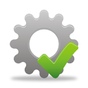 Process Accept - icon gratuit #194565
