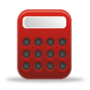 calculatrice - icon gratuit #194805