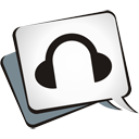 Headphones - icon gratuit #195055