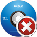 Borrar CD - icon #195225 gratis