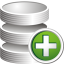 Database Add - icon #195275 gratis
