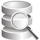 Database Search - icon gratuit #195295