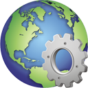 Globe Process - icon gratuit #195375