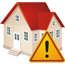 Home Warning - icon gratuit #195405