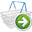Shopping Cart Next - icon gratuit #195675