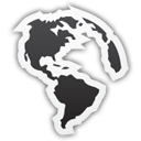 World Globe - icon gratuit #195795
