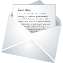 User Has New Email - icon gratuit #196285
