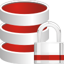 Database Lock - icon gratuit #196605