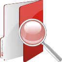 Folder Search - icon gratuit #196725