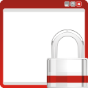 Window Lock - icon gratuit #196785