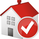 Home Accept - icon #196895 gratis