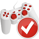 Joystick Accept - icon gratuit #196985