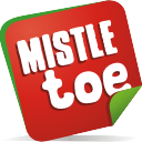 Mistletoe Note - icon gratuit #197095