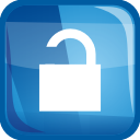Unlock - icon gratuit #197435