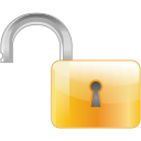 Lock Off - icon gratuit #197535