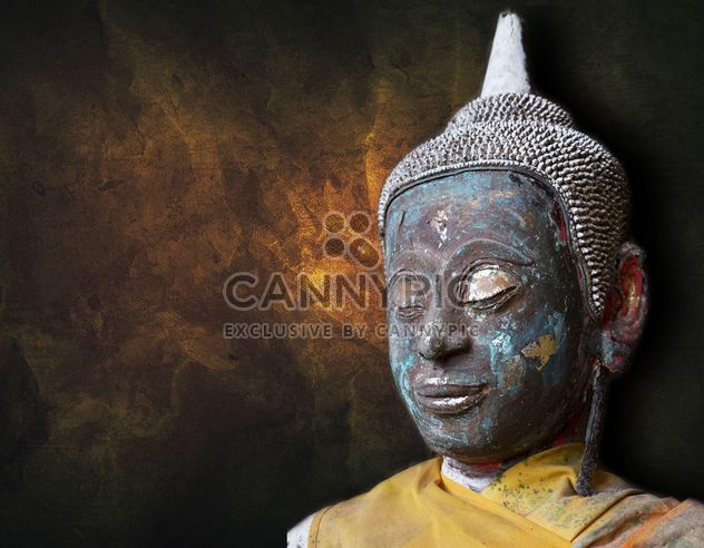 The old buddha statue - image gratuit #197985