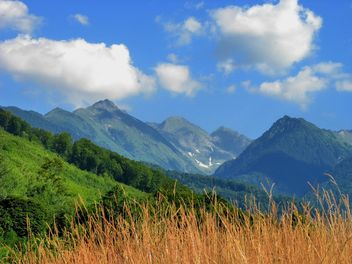 Carpathians mountain - бесплатный image #198175