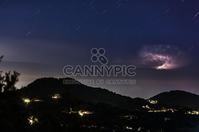 Thunderstorm over Mallorca - Free image #198665