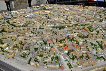Moscow in miniature, VDNKh - бесплатный image #200705