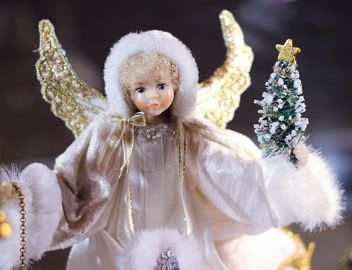 Christmas angel - image #200825 gratis