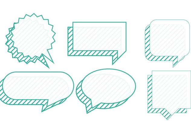 satz von schw tzchenluftblasen kostenloser vektor download. Black Bedroom Furniture Sets. Home Design Ideas