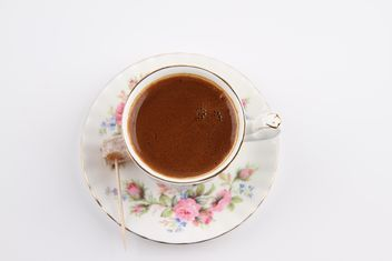 Turkish Coffee with Lokum - image #201085 gratis