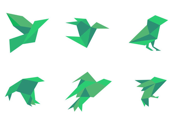 Free Simple Wonderful Bird Vectors - Kostenloses vector #201175