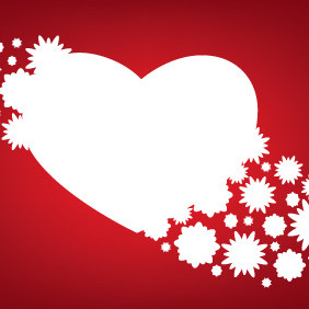 Happy Valentine's Day Vector - vector gratuit #202055