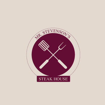 Free Vector Steakhouse logo - vector gratuit #202285