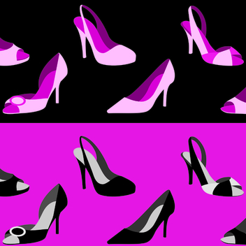 Shoes - vector gratuit #202755
