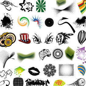 Vector Mix By Vectorportal - vector #203595 gratis