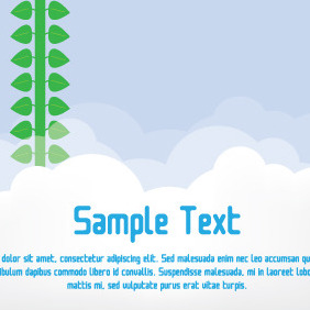 Super Mario Bros Tree Card - vector gratuit #203765