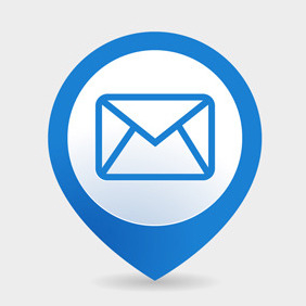 Free Vector Of The Day #81: Mail Icon - vector gratuit #204035