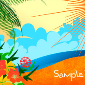 Seasonal Illustration 10 - vector gratuit #204295